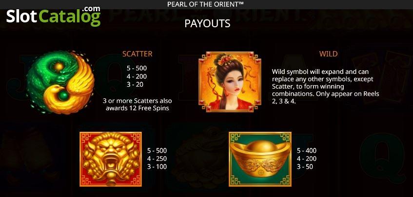 orient pearl casino
