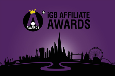 SlotCatalog er inkluderet i listen over iGB Affiliate Awards!