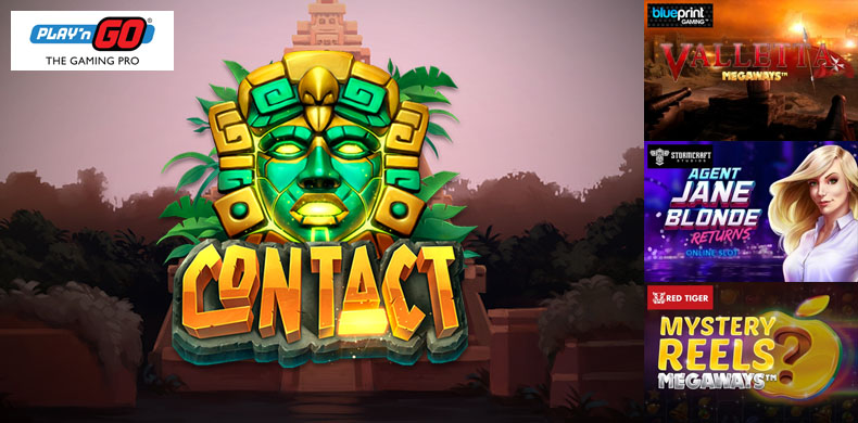 Initiate the contact with an ancient civilization in slots that were released during 22 — 28 March 2019