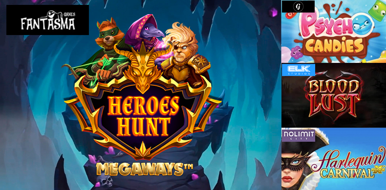 Defeat the dragon and get all his treasures in slots that were released during  03 — 09 April 2020