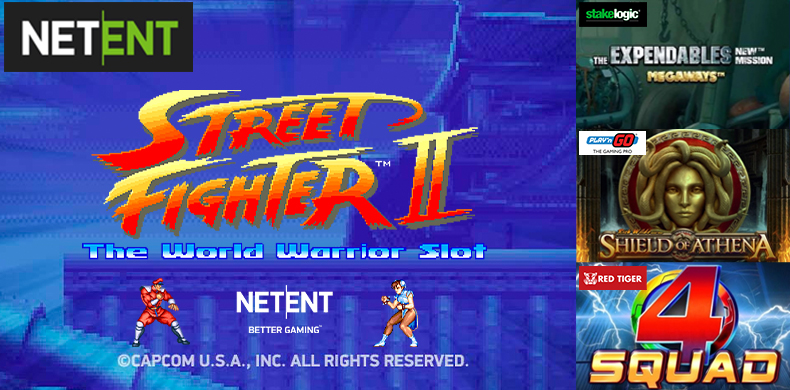 Take part in an arcade World Street Fight Championship within slots that were released during 15 — 21 May 2020