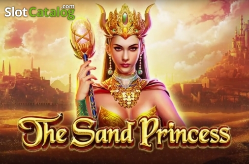 The-Sand-Princess
