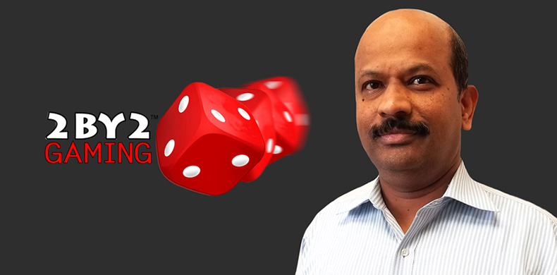 Shridhar Joshi, CEO of 2BY2 Gaming & Bob Schuijt joins us for an exclusive interview