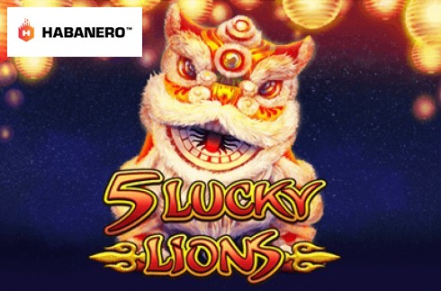 5-Lucky-Lions