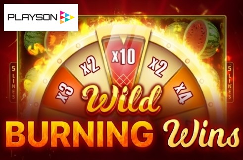 Wild-Burning-Wins-5-lines