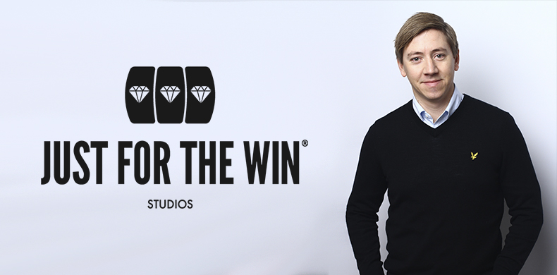 Johan Persson, CEO and co-founder of Just For The Win enters the spotlight for this week's game provider interview