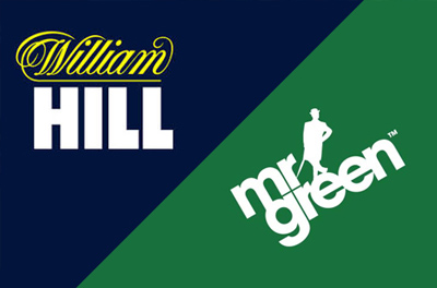 William Hill intends to buy Mr Green in £242 million deal