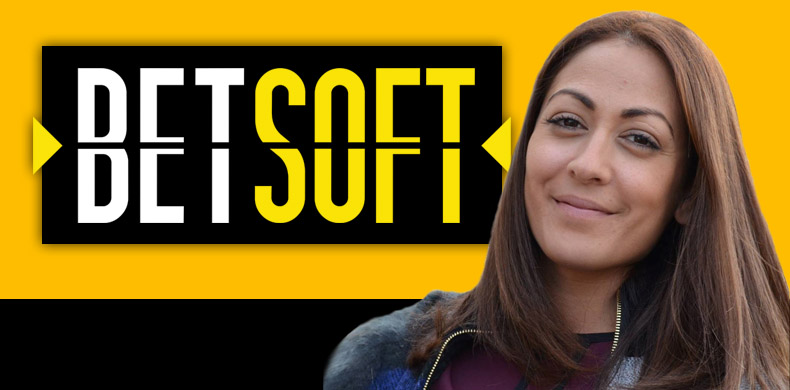 Exclusive Interview with Annamaria Anastasi (Betsoft Gaming)