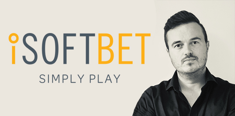 A chat with Mark Claxton, Head of Games at iSoftBet