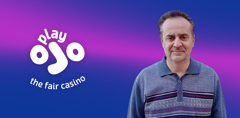 George Aristo from PlayOJO is the first guest in our new casino interview spotlight series